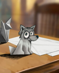 Wolf letter